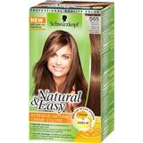 Schwarzkopf Natural & Easy #565 Almond Light Golden Brown