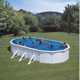 Pool Gre Fidji Steel Wall Pool 730x375cm
