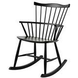 Rocking Chairs FDB Møbler J52G Rocking Chair