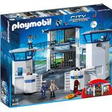 Playmobil city Toys Playmobil Police Headquarters with Prison 6919