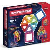 Construction Kit Magformers Rainbow 30pc Set