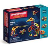 Construction Kit Magformers Designer 62pc Set