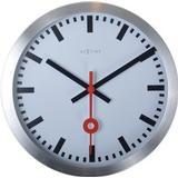 Wall Clocks Nextime Station Stripe 19cm Wall Clock