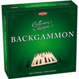 Board Games Tactic Backgammon