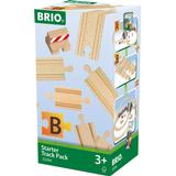 Train Track Extensions BRIO Starter Track Pack 33394