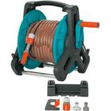 Gardena Wall Fixed Hose Reel 50 Set