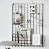 Wall Decorations House Doctor Mesh 50cm Notice board