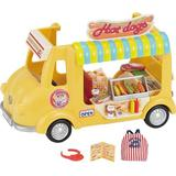 Dollhouse Accessories Sylvanian Families Hot Dog Van