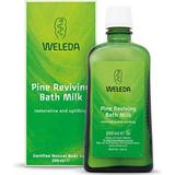 Body Washes Weleda Pine Reviving Bath Milk 200ml
