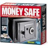 Science & Magic on sale 4M Build Your Own Super Secure Money Safe