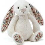 Jellycat Blossom Cream Bunny 18cm