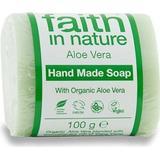 Bar Soaps Faith in Nature Aloe Vera Soap 100g