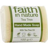 Bar Soaps Faith in Nature Tea Tree Soap 100g