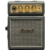Guitar Amplifiers Marshall MS-2C