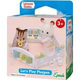 Dollhouse Accessories Sylvanian Families Let's Play Playpen
