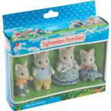 Soft Toys Sylvanian Families Golightly Silk Cat Family