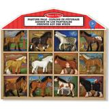 Toys Melissa & Doug Pasture Pals Collectible Horses