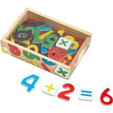 Crafts Melissa & Doug Magnetic Wooden Numbers