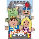 Puppets Melissa & Doug Palace Pals Hand Puppets