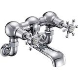 Bath Taps & Bath Shower Mixers Burlington Birkenhead BI24 Chrome