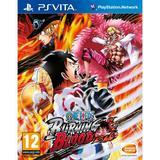 Playstation Vita Games One Piece: Burning Blood