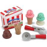 Toys Melissa & Doug Scoop & Stack Ice Cream Cone
