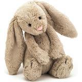 Soft Toys Jellycat Bashful Beige Bunny 31cm