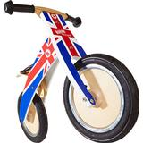 Balance Bicycles Kiddimoto Kurve Union Jack