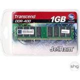 Transcend Jet RAM DDR 400MHz 1GB (JM388D643A-5L)