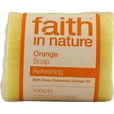 Bar Soaps Faith in Nature Orange Soap 100g
