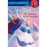 The snowman Books Frozen: Big Snowman, Little Snowman (Step Into Reading: A Step 1 Book)