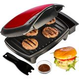 BBQs price comparison Andrew James Dual Plate Contact Grill