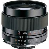 Camera Lenses price comparison Voigtländer SL II 58mm F1.4 Nikon AIS