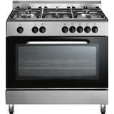 Cookers price comparison Baumatic BC391.2TCSS Stainless Steel