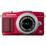 Digital Cameras price comparison Olympus E-PM2 + 14 -42mm II