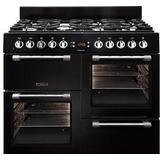 Gas Oven Leisure CK100G232 Black
