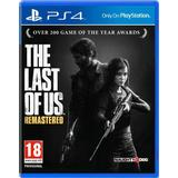 Stealth PlayStation 4 Games price comparison The Last of Us: Remastered