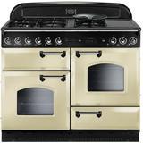 Dual Fuel Cooker - 110 cm Dual Fuel Cooker price comparison Rangemaster Classic 110 Dual Fuel