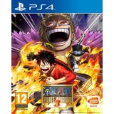 PlayStation 4 Games on sale price comparison One Piece: Pirate Warriors 3