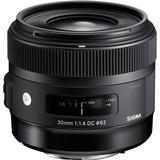 Camera Lenses price comparison Sigma 30mm F1.4 DC HSM Art for Canon