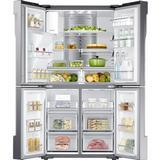 Freestanding Fridge-freezer Freestanding Fridge-freezer price comparison Samsung RF56J9040SR Stainless Steel