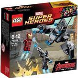 Iron Man Toys price comparison Lego Super Heroes Iron Man vs. Ultron 76029