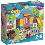 Doc McStuffins Toys price comparison Lego Duplo Doc McStuffins Backyard Clinic 10606