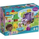 Doc McStuffins Toys price comparison Lego Duplo Doc McStuffins Rosie the Ambulance 10605