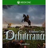 Xbox One Games price comparison Kingdom Come: Deliverance