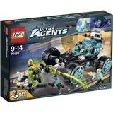 Lego Ultra Agents Lego Ultra Agents price comparison Lego Ultra Agents Agent Stealth Patrol 70169
