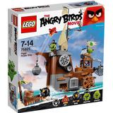 Lego Angry Birds Lego Angry Birds price comparison Lego Angry Birds Piggy Pirate Ship 75825