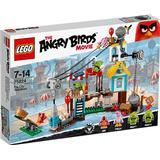 Lego Angry Birds price comparison Lego Angry Birds Pig City Teardown 75824