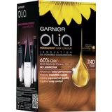 Permanent Hair Colour Garnier Olia Permanent Hair Colour #7.40 Intense Copper