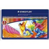 Crayons Crayons price comparison Staedtler Noris Club Crayons In Metal Box